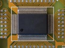 ενσωματωμένο microphoto μικροκυ&ka στοκ εικόνες