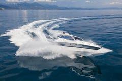 Βάρκα μηχανών Στοκ φωτογραφία με δικαίωμα ελεύθερης χρήσης