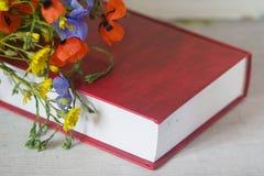 Εντυπωσιακή κάλυψη βιβλίου Στοκ φωτογραφία με δικαίωμα ελεύθερης χρήσης