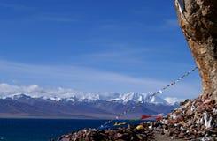 εντυπώσεις Θιβέτ Στοκ εικόνα με δικαίωμα ελεύθερης χρήσης