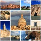 Εντυπώσεις της Μάλτας Στοκ Φωτογραφία