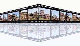 Εντυπώσεις της Ρώμης στοκ εικόνα με δικαίωμα ελεύθερης χρήσης