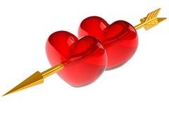 ενότητα αγάπης έννοιας απεικόνιση αποθεμάτων