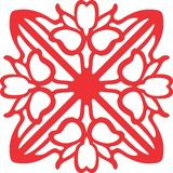 Ενότητα 4 αφαίρεσης Cattleya στοκ φωτογραφία με δικαίωμα ελεύθερης χρήσης