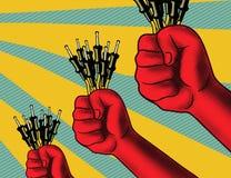 ενότητα δικτύων Στοκ φωτογραφία με δικαίωμα ελεύθερης χρήσης
