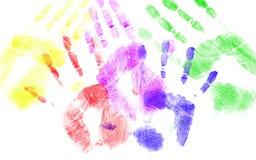 ενότητα χεριών Στοκ Εικόνες