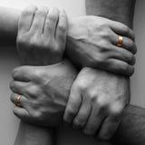 ενότητα δύναμης Στοκ Εικόνες