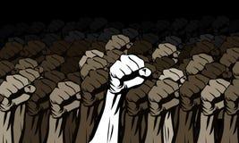 ενότητα δύναμης Στοκ Φωτογραφίες