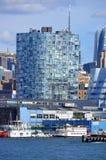 100 ενδέκατη λεωφόρος από το Jean Nouvel Στοκ Εικόνες