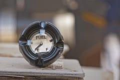 Ενδεικτικό βούλωμα δεξαμενών καυσίμων Στοκ φωτογραφίες με δικαίωμα ελεύθερης χρήσης