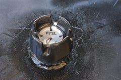 Ενδεικτικό βούλωμα δεξαμενών καυσίμων Στοκ Εικόνες