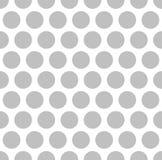 Ενδιαφέροντα ασημένια σημεία χρώματος στο άσπρο υπόβαθρο Στοκ Φωτογραφία