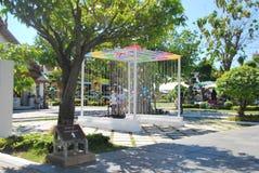 Ενδιαφέρουσα λεπτομέρεια από το πάρκο στη Μπανγκόκ, Ταϊλάνδη Στοκ φωτογραφίες με δικαίωμα ελεύθερης χρήσης