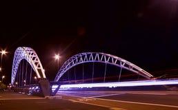 Εν τούτοις η γέφυρα Στοκ Φωτογραφίες