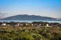 Εν τω μεταξύ στην Κροατία διασπασμένη Δαλματία στοκ εικόνα με δικαίωμα ελεύθερης χρήσης