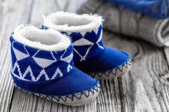 Ενδύματα μωρών Στοκ Εικόνα