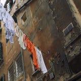 Ενδύματα σε απευθείας σύνδεση Βενετία Ιταλία στοκ εικόνες με δικαίωμα ελεύθερης χρήσης