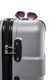 Εξάρτηση αποσκευών Travell Στοκ εικόνες με δικαίωμα ελεύθερης χρήσης
