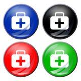 εξάρτηση κουμπιών ενίσχυσης Στοκ εικόνα με δικαίωμα ελεύθερης χρήσης