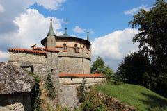 Εξάρτηση του Castle Lichtenstein Στοκ φωτογραφία με δικαίωμα ελεύθερης χρήσης