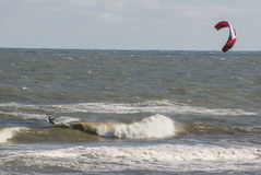 Εξάρτηση Surfer Στοκ εικόνες με δικαίωμα ελεύθερης χρήσης