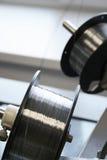 Εξέλικτρα ενός καλωδίου Στοκ φωτογραφία με δικαίωμα ελεύθερης χρήσης