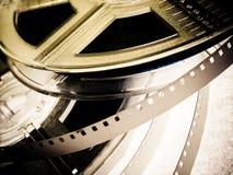 εξέλικτρα ταινιών Στοκ φωτογραφία με δικαίωμα ελεύθερης χρήσης