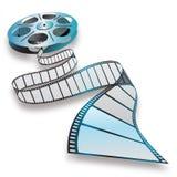 εξέλικτρο κινηματογράφων απεικόνιση αποθεμάτων