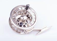 Εξέλικτρο αλιείας μυγών Στοκ Εικόνα