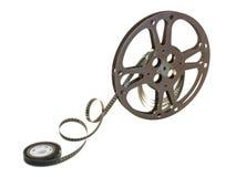 εξέλικτρο 13 ταινιών 16mm Στοκ Εικόνες