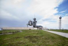 Εξέδρα εκτόξευσης πυραύλων 39A Στοκ φωτογραφία με δικαίωμα ελεύθερης χρήσης