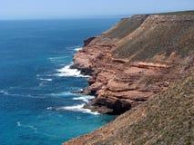 Εξέδρα επισήμων Shellhouse, δυτική Αυστραλία στοκ φωτογραφία με δικαίωμα ελεύθερης χρήσης