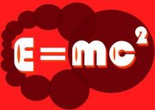 Εξίσωση στο κόκκινο Στοκ φωτογραφίες με δικαίωμα ελεύθερης χρήσης