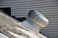 Εξαεριστήρας στεγών ή ανεμιστήρας αέρα Στοκ Εικόνες