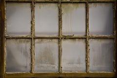 εξαθλιωμένο παράθυρο Στοκ φωτογραφία με δικαίωμα ελεύθερης χρήσης