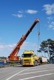 εξαιρετική μεταφορά Στοκ εικόνα με δικαίωμα ελεύθερης χρήσης