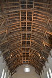 Εξαιρετική στέγη αιθουσών Castel μεγάλη Στοκ φωτογραφία με δικαίωμα ελεύθερης χρήσης