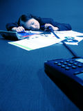 εξαντλημένος στοκ φωτογραφία με δικαίωμα ελεύθερης χρήσης
