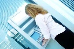εξαργύρωση του υπαλλήλου στοκ εικόνες με δικαίωμα ελεύθερης χρήσης