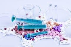 εξαρτήματα ιατρικά στοκ φωτογραφία με δικαίωμα ελεύθερης χρήσης