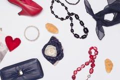 Εξαρτήματα μόδας Στοκ Εικόνες