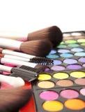 Εξαρτήματα Makeup στοκ φωτογραφίες με δικαίωμα ελεύθερης χρήσης