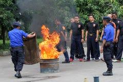 Εξαφανίστε την πυρκαγιά στοκ φωτογραφία με δικαίωμα ελεύθερης χρήσης