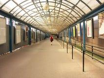 εξαφανιμένος γυναίκα μεταβάσεων Στοκ φωτογραφίες με δικαίωμα ελεύθερης χρήσης
