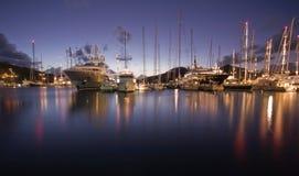 εξερευνήσεις της Αντίγ&omicr Στοκ Εικόνες