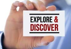 Εξερευνήστε και ανακαλύψτε στοκ εικόνες