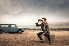 εξερευνητής Στοκ φωτογραφία με δικαίωμα ελεύθερης χρήσης