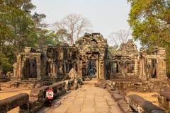 Εξερεύνηση Ankow Wat στοκ φωτογραφία με δικαίωμα ελεύθερης χρήσης