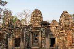 Εξερεύνηση Ankow Wat στοκ εικόνα