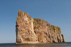 Βράχος Perce Στοκ Φωτογραφίες